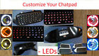 Mod Service - Mod Your Xbox 360 Chatpad with LEDs - Blue, Red, Orange, Rainbow