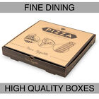 12 inch Pizza Boxes, Takeaway Pizza Box, Strong Quality Postal Boxes 12 Inch 10