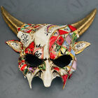 Devil Horn Masquerade Mask Halloween Venetian Costume Party Cosplay Party