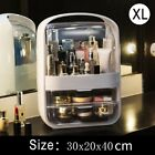 Bathroom Cosmetic Portable Makeup Storage Box Organizer Waterproof Dustproof USA