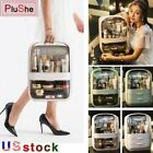 Bathroom Cosmetic Portable Makeup Storage Box Organizer Waterproof Dustproof US
