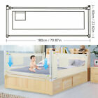 Folding Toddler Safety Bed Rail Baby