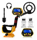 Best Metal Detector Headphones - Deep Ground Metal Detector Gold Finder LCD Display Review