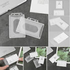 Multi-use Protector Cover Work Card Holders ID Card Pouch Card Sleeve Name Card