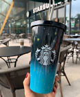 Kyпить Starbucks 2020 Limited Edition 473ml 16oz Stainless Steel Straw Cup 6 Colors New на еВаy.соm