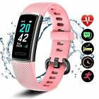 Letsfit Fitness Trackers, Activity Tracker with Heart Rate Monitor, Pedometer