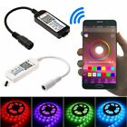 Remote LED Bluetooth Controller 5050 3528 Strip Light RGBW For IOS Android APP