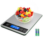 1g&15kg/0.01g-200g Digital Electronic Balance Kitchen Jewelry Food Scale Weight