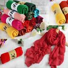 Fashion Style Lady Women Scarves Long Soft Cotton Scarf Wrap Girls Shawl Stole