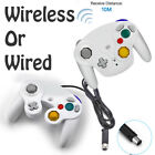 Wired / Wireless NGC Controller Gamepad Joystick For Nintendo GameCube GC Consol