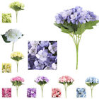 Artificial Fake Flower Simulated Hydrangea Decoration Home Outdoor Garden Decors