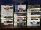 Huge Games Lot Ps4 Xbox One Xbox 360 Console Pc Computer Games