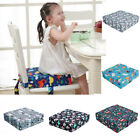 Children Baby High Seat Increased Chair Booster Pad Toddler Dining Home Cushion