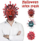 Creepy Scary Face Latex Mask Horror Halloween Costume Party Props Trump Cosplay