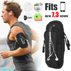 Running Armband Jogging Gym Sport Phone Key Case Bag Pouch For iPhone XS Samsung