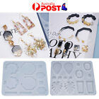 Silicone Pendant Mold Making Jewelry For Resin Necklace Mould Craft Diy Tools