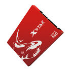 X-STAR Red 3D NAND 2.5 inch 7mm SATA III Internal SSD Solid State Drive H1