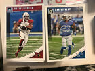 2018 Donruss Football - PICK YOUR CARD - COMPLETE YOUR SET - 1-200 $1.33 CAD on eBay