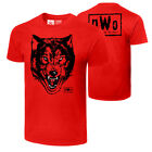 nWo 'Wolfpac Wolf' Authentic T-Shirt