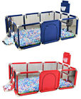 Foldable Baby Playpen Kids Safety Fence Activity Play Center Play Yard Play Pen