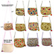 Assorted deal 10 pc Indian Ethnic Wedding Clutch Handle Bridal Evening Bag Purse photo
