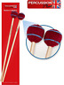 More images of Percussion Plus PP076 Wound Woolen Headed Mallets for Vibraphone or Marimba -