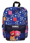 Sonic the Hedgehog - Pattern Backpack Bag