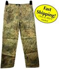 Boys Mossy Oak Camo Camouflage Outdoor Hunting Brush Pants Jeans (Sizes 14 & 16)