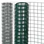 Nature Wire Mesh Square Fence Aviary Enclosure Cage Green/Grey 0.5x5m/1x5m