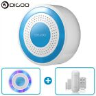 Digoo Wireless Home Security Alarm Standalone Siren Host PIR Detector   ^^^
