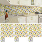 10pcs Mosaic Self-adhesive Bathroom Kitchen Decor Home Wall 3d Tile Sticker