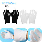 USA Cotton Lightweight Thin Working Gloves for Coin Jewelry Silver Inspection
