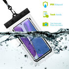 Waterproof Pouch Cellphone Dry Bag Case for Samsuny Galaxy Note 20/Note 20 Ultra