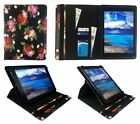 Cube T10 / T12 10.1 Inch Tablet Universal Rotating Case Cover with Card Slots