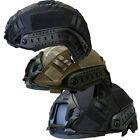 COMBAT FAST HELMET COVER SPECIAL FORCES SWAT BRITISH US ARMY SAS MOUNT MTP SF