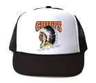 Trucker Hat Cap Foam Mesh School Team Mascot Chiefs Loud Proud
