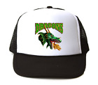 Trucker Hat Cap Foam Mesh School Team Mascot Dragons
