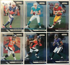 2018 Panini Prizm Nfl Rc Rookie Card You Pick The Player 201-300