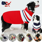 4 Colors Warm Dog Sweater Outfits Winter Dog Clothes XXS-3XL Winter Dog Sweater