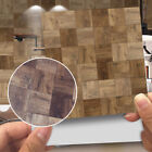 20pc Large Kitchen Tile Stickers Bathroom Mosaic Sticker Self-adhesive Wall Deco