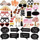 Party Decoration Photo Booth Hat Mustache Lip Wedding Props Birthday Favor Funny