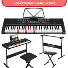 4 Different Full Size Electronic Keyboard 61 Keys Pianos,Stool, Stand - UK STOCK - Best Reviews Guide