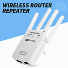 1200/300Mbps WiFi Repeater Signal Extender Wireless Router Range Network Booster