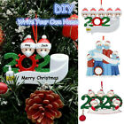 Christmas Hanging Ornament 2020 Mask Toilet Paper Xmas Family Decor Personalized