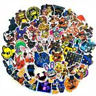 50 PCS Five Nights At Freddy's FNAF Sticker Pack Set Book Game Decal Stickers