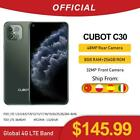 Cubot C30 48MP Quad AI Camera 8GB+256GB 32MP Selfie Smartphone