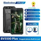 Blackview 2020 New BV5500 Plus IP68 4G Mobile Phone 3GB+32GB
