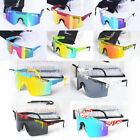 PIT VIPER Goggles Polarized Sunglasses for Men/Women Outdoor Sport Cycling Shade