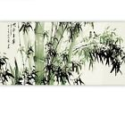 Paint By Numbers Adults kids Bamboo Chinese DIY Painting Kit 40x50CM Canvas