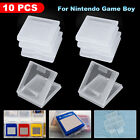 For Nintendo Game Boy Color GBC 10-50pcs Cartridge Cases Dust Covers Waterproof